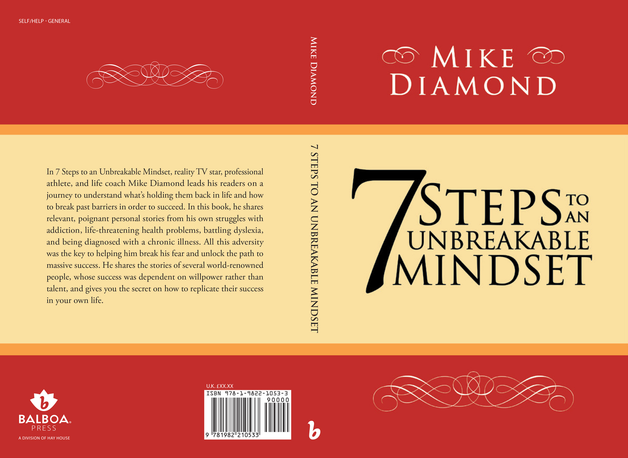 7 Steps to An Unbreakable Mindset by Mike Diamond