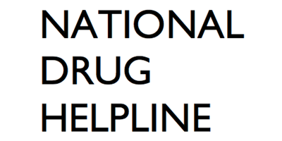 National Drug Helpline Logo
